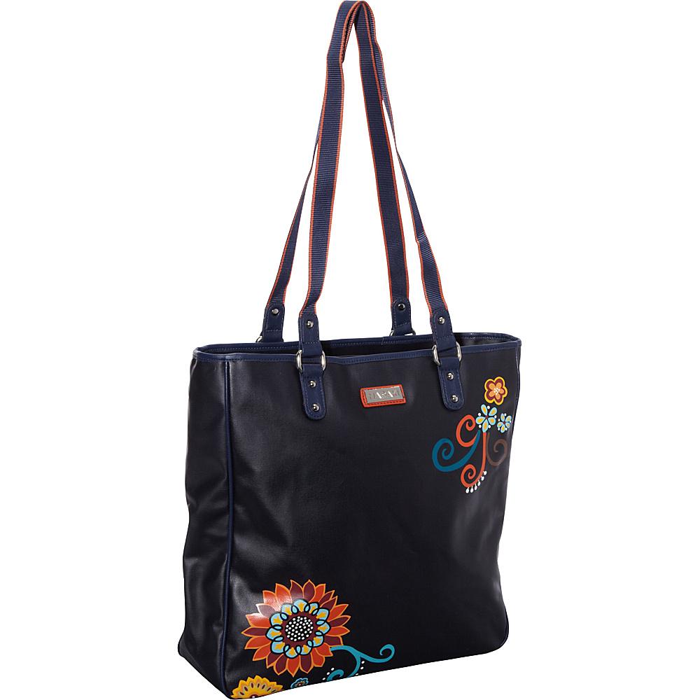 Hadaki City Tote Arabesque - Hadaki Fabric Handbags - Handbags, Fabric Handbags