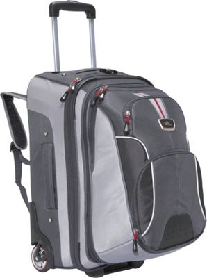 High Sierra At6 Carry On Wheeled Backpack With Removable