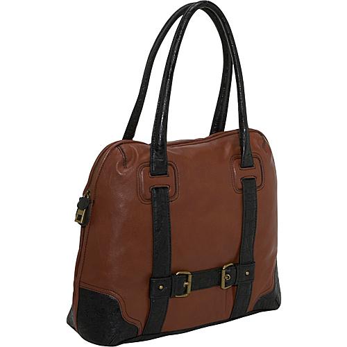 Jessica Simpson Libby Satchel Soho PBK - Jessica Simpson Manmade Handbags