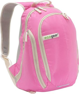 ecogear Earth Series Glacier Backpack - Pink