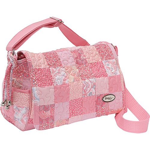Donna Sharp Suzie Bag, Pink Passion - Cross Body