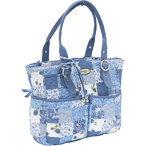 Donna Sharp Elaina Bag, Precious - Tote