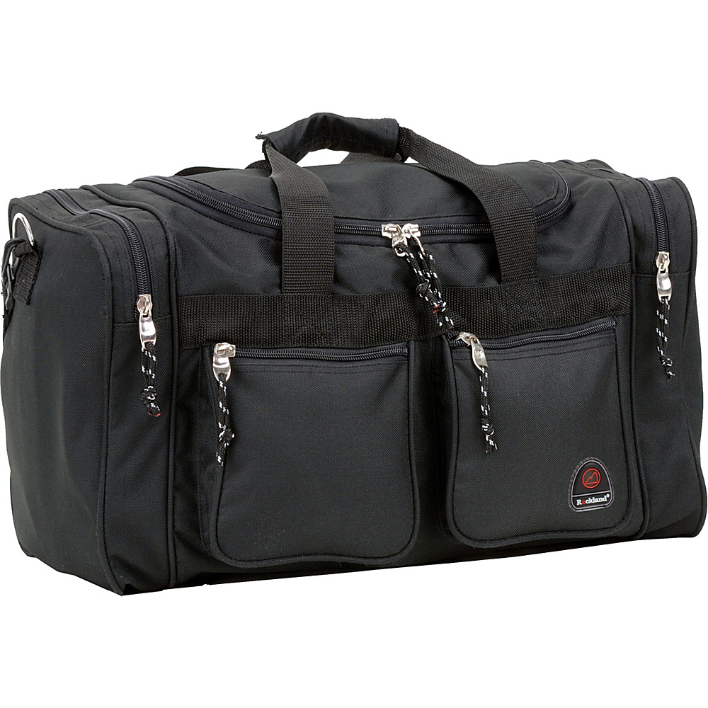 "Rockland Luggage Freestyle 19"" Tote Bag - Black"