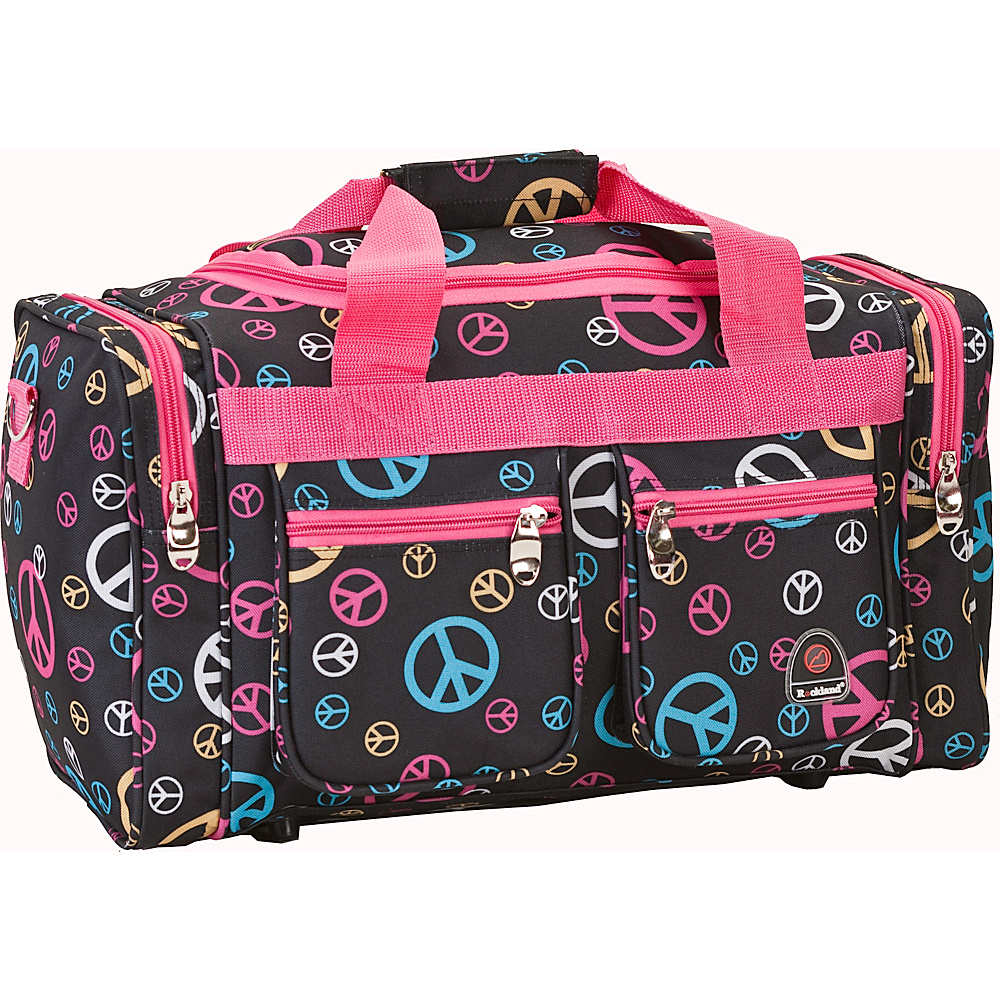 "Rockland Luggage Freestyle 19"" Tote Bag - Peace"