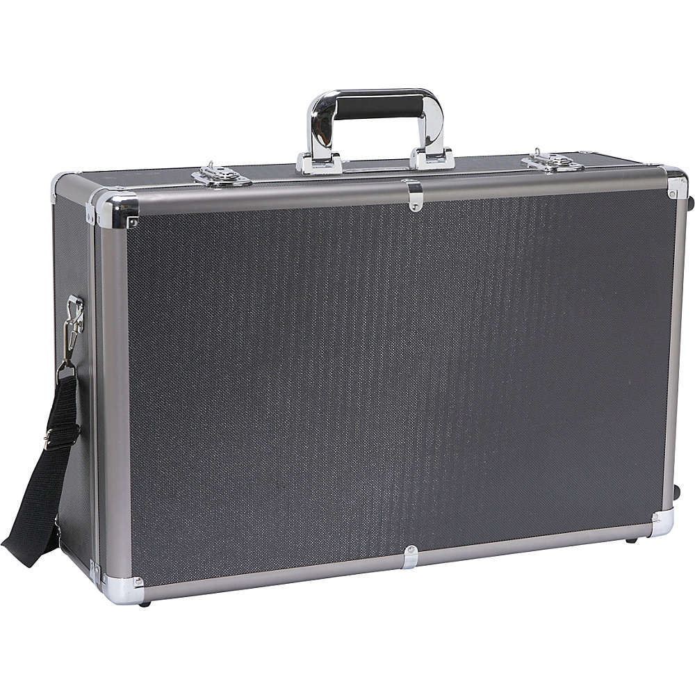 Ape Case Extra Large Aluminum Wheeled Hard Case Black - Ape Case Camera Accessories - Technology, Camera Accessories