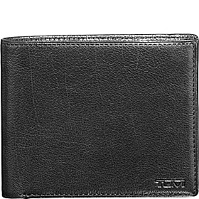 Sierra Global Double Billfold ID Black