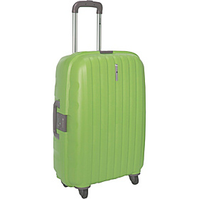 Helium Colours 26'' 4 Wheel Trolley Lime