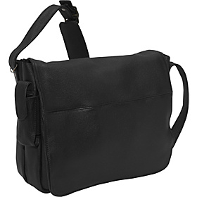 Laptop Messenger for iPad or Tablet Black