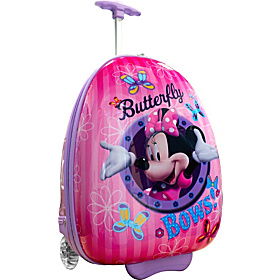 Minnie Butterfly Bows Carry-On Minnie