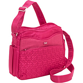 Shimmy Shoulder Pack Rose