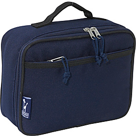 Navy Blue Lunch Box Navy Blue