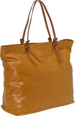 Latico Leathers Nadia Tote Gold/Tan - Latico Leathers Leather Handbags