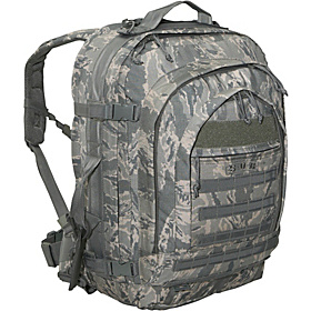 Bugout Bag - 1000 Denier Cordura Air Force Camouflage Pattern