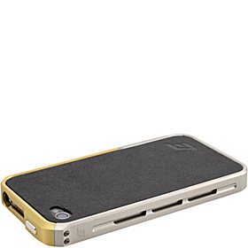 Vapor Pro for iPhone 4 and 4S Yellow / Silver