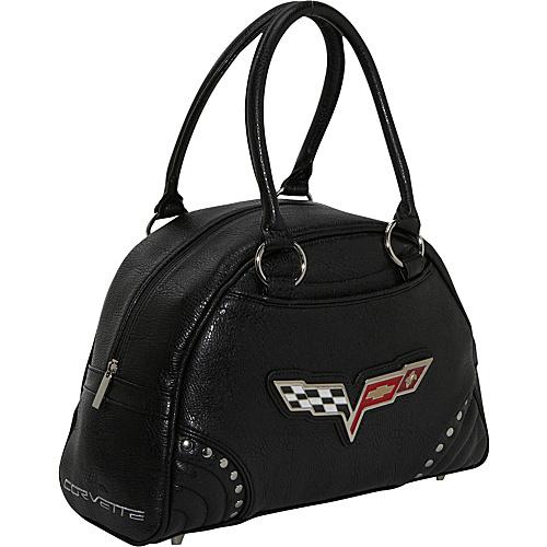 Ashley M Corvette C6 Series Small Satchel - Shoulder Bag