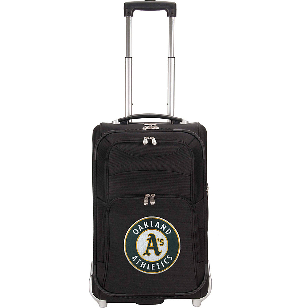 "Denco Sports Luggage Oakland Athletics 21"" Ballistic"