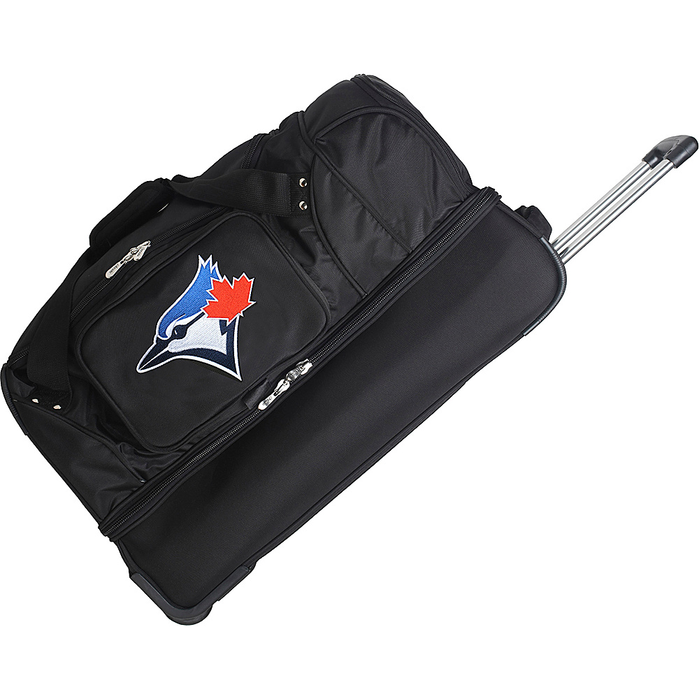 Denco Sports Luggage Toronto Blue Jays 27 Rolling Drop - Duffels, Travel Duffels