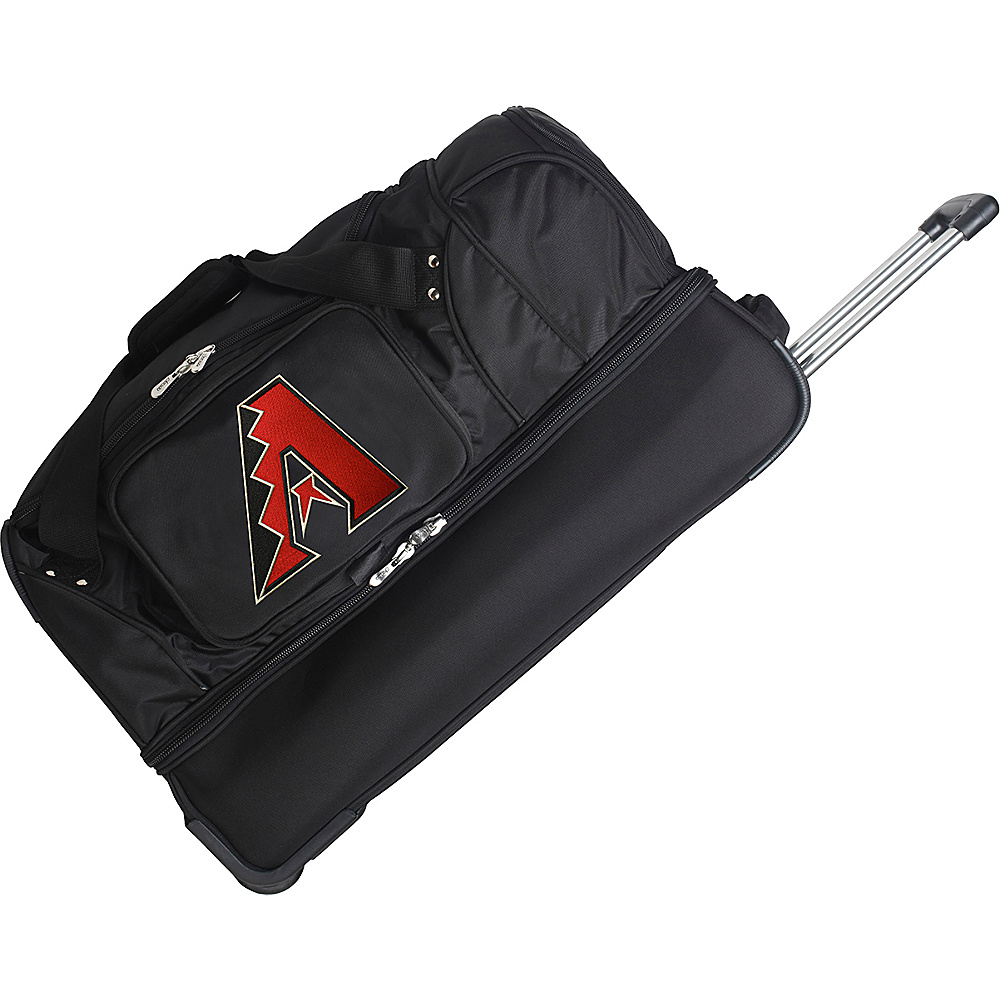 Denco Sports Luggage Arizona Diamondbacks 27 Rolling - Duffels, Travel Duffels