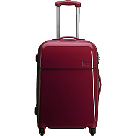 28'' Hardside 4 Wheel Packing Case Red