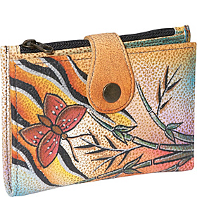 Ladies Wallet - Jungle Butterfly Jungle Butterfly