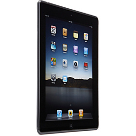 Flexible iPad® Case Black