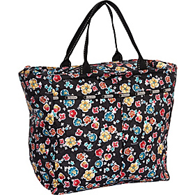 Deluxe Everygirl Tote (Patent) Normandy