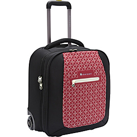 Shuttle LE Wheeled Travel Briefcase Sangria