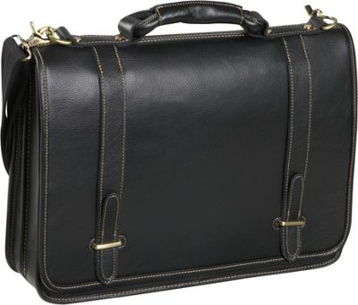Amerileather Traditional Double Slip-in Executive Briefca...