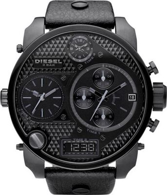 Diesel Watches SBA Black/Black - Diesel Watches Watches