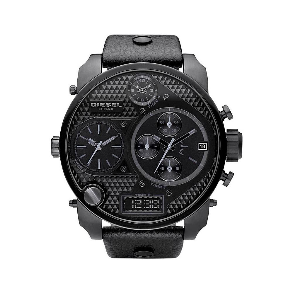 Diesel Watches SBA Black/Black - Diesel Watches Watches