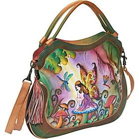 Large Convertible & Expandable Shopper - Enchanted Fairy Enchanted Fairy