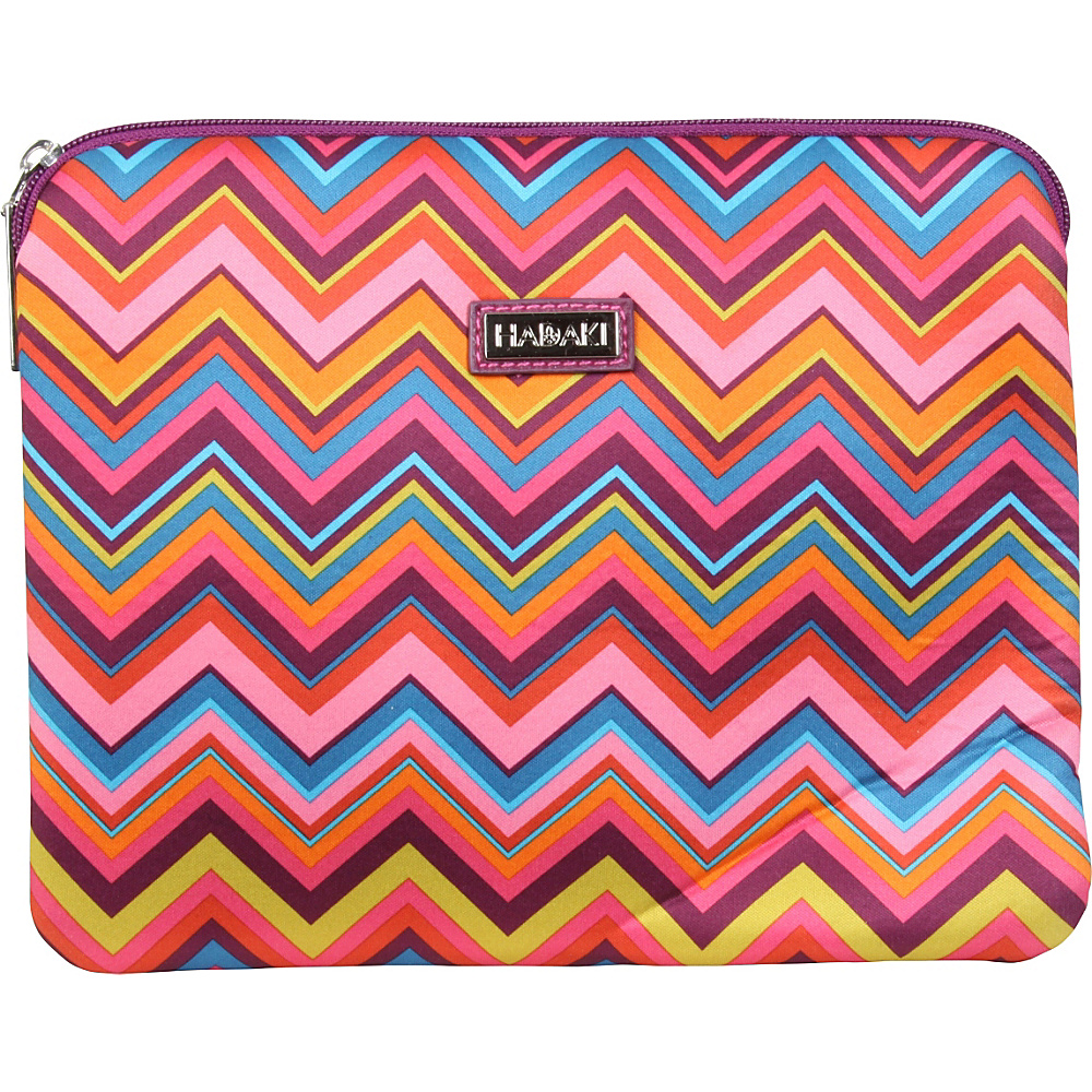 Hadaki iPad Sleeve Cassandra ZigZag - Hadaki Electronic Cases - Technology, Electronic Cases