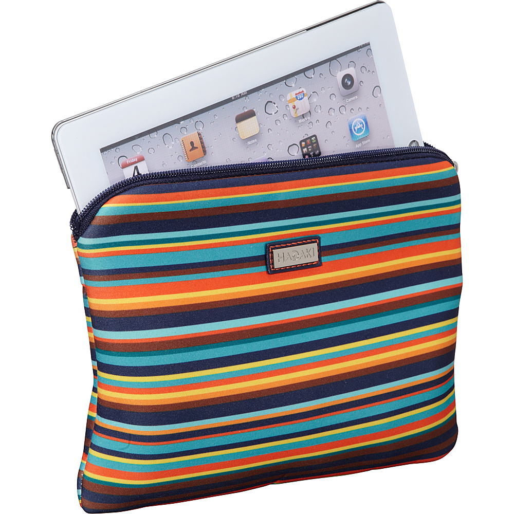 Hadaki iPad Sleeve Arabesque Pebbles - Hadaki Electronic Cases - Technology, Electronic Cases
