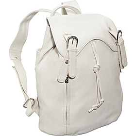 Clementi Backpack  Off White