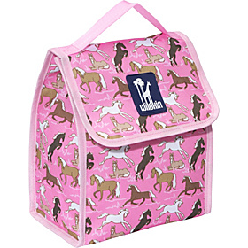 Horses in Pink Munch 'n Lunch Bag Horses in Pink