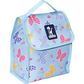 Olive Kids Butterfly Garden Munch 'n Lunch Bag Olive Kids Butterfly Garden