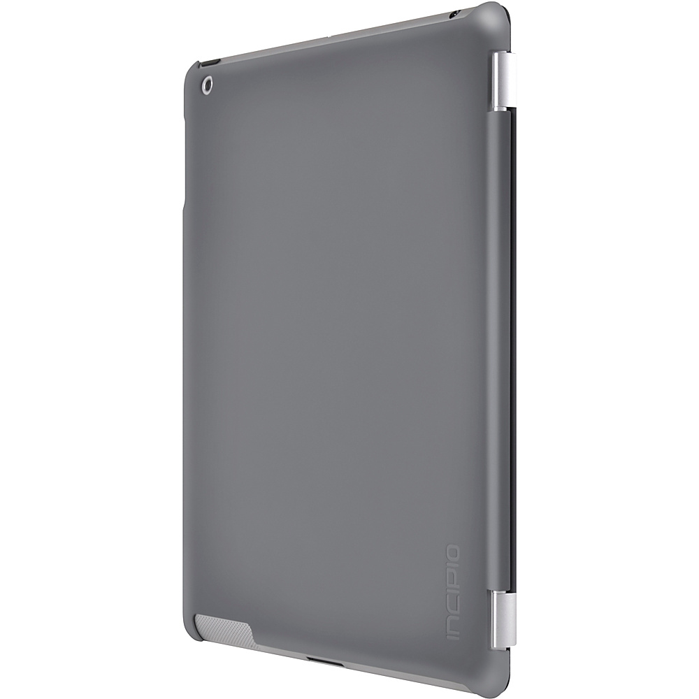 Incipio Smart Feather for new iPad - Iridescent Gray - Technology, Electronic Cases