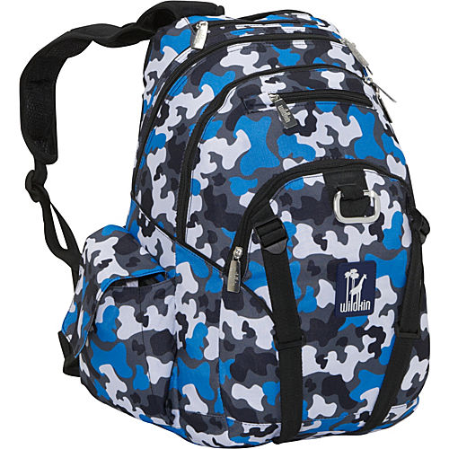 Blue Camo -  (Currently out of Stock)