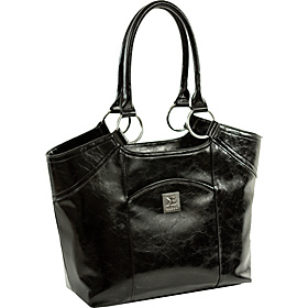The Roxie iPad Tote Black