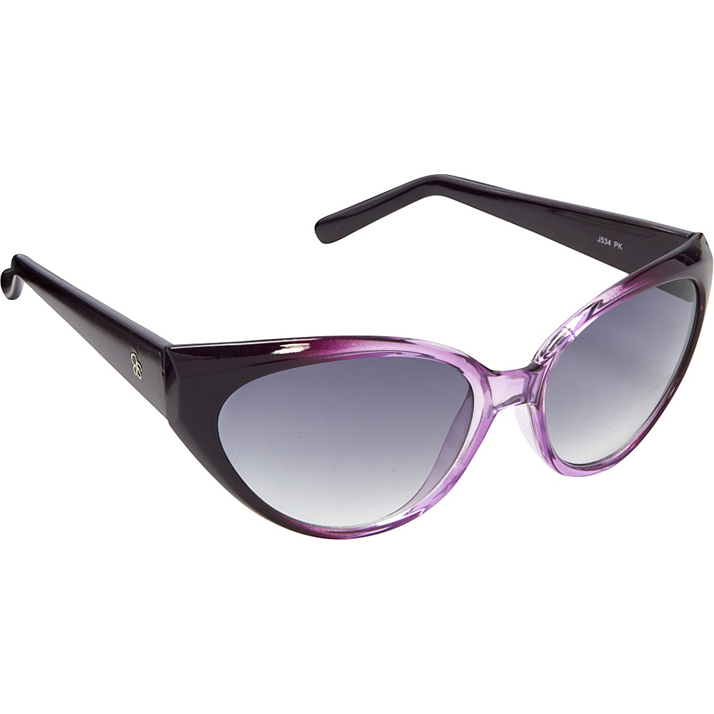Jessica Simpson Sunwear Plastic Cat Eye Sunglasses Eyewear ...