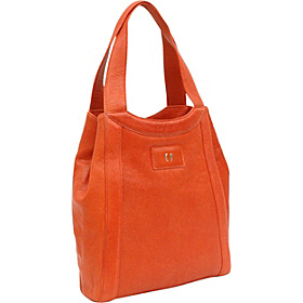 London Kensington Tote Orange