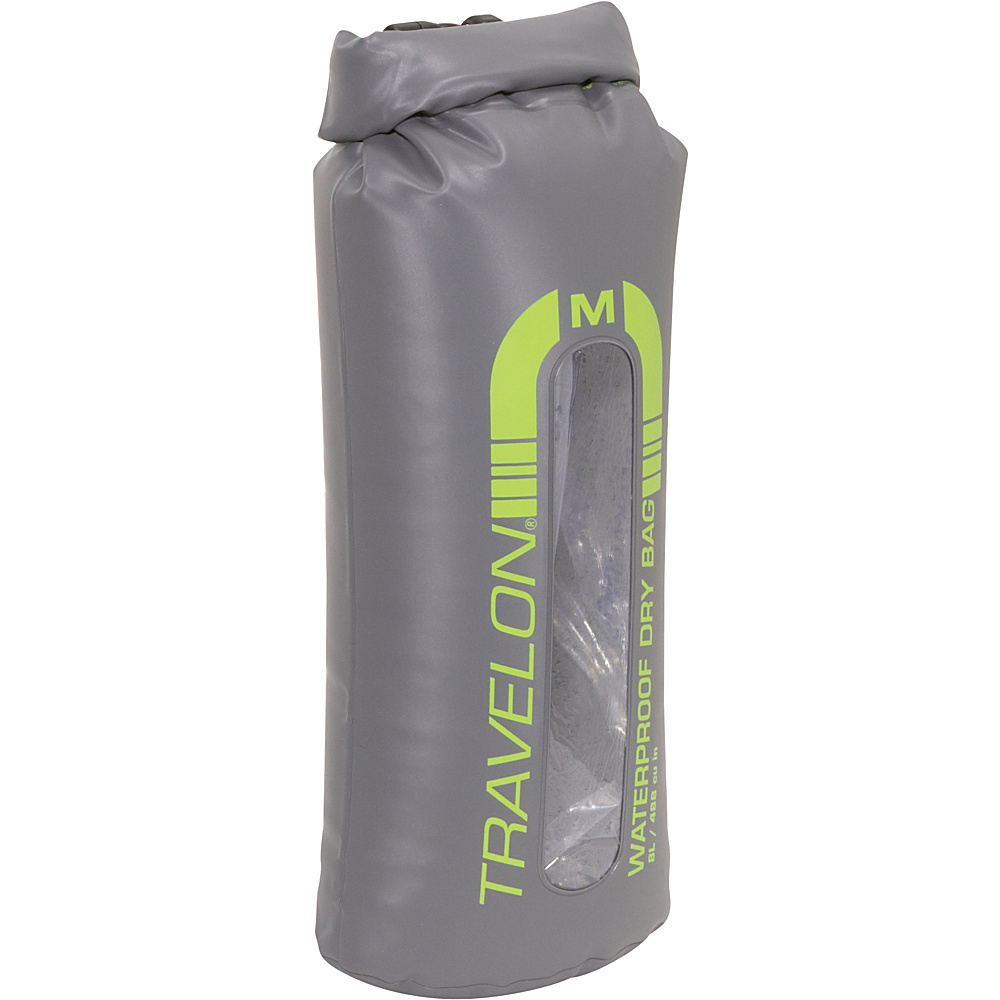 Travelon Self Seal Dry Bag - Medium - Green - Sports, Other Sports Bags
