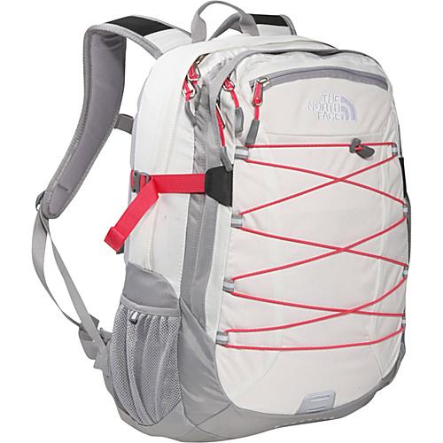 The North Face Women s Borealis Backpack Vaporous Grey Heather ... e952cd593073e