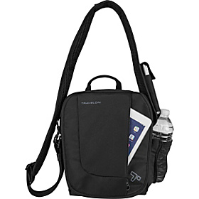 Anti-Theft Urban Tour Bag Black