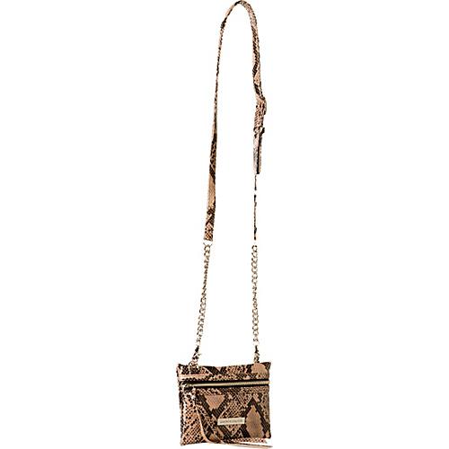 Jacki Easlick Mini Crossbody Python - Jacki Easlick Leather Handbags