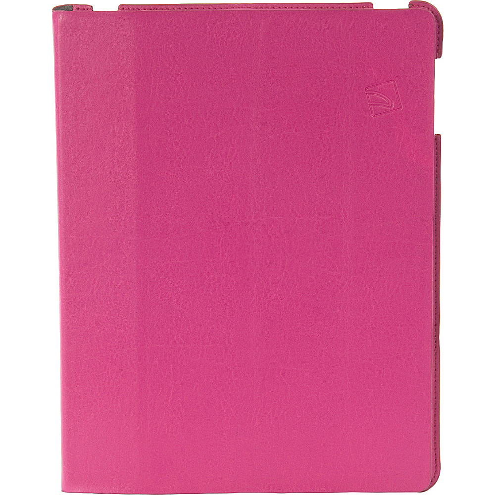 Tucano Cornice for iPad 3 and 2 Fuchsia