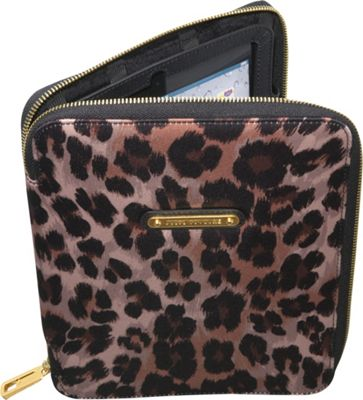 Juicy Couture Daydreamer Yhru3129 Shoulder Bag Camel Leopard One Size 56