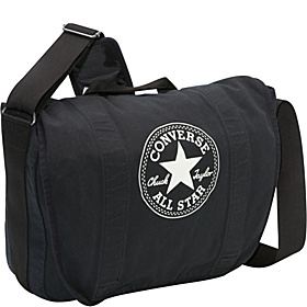 To Go II Canvas Laptop Messenger Phantom Black