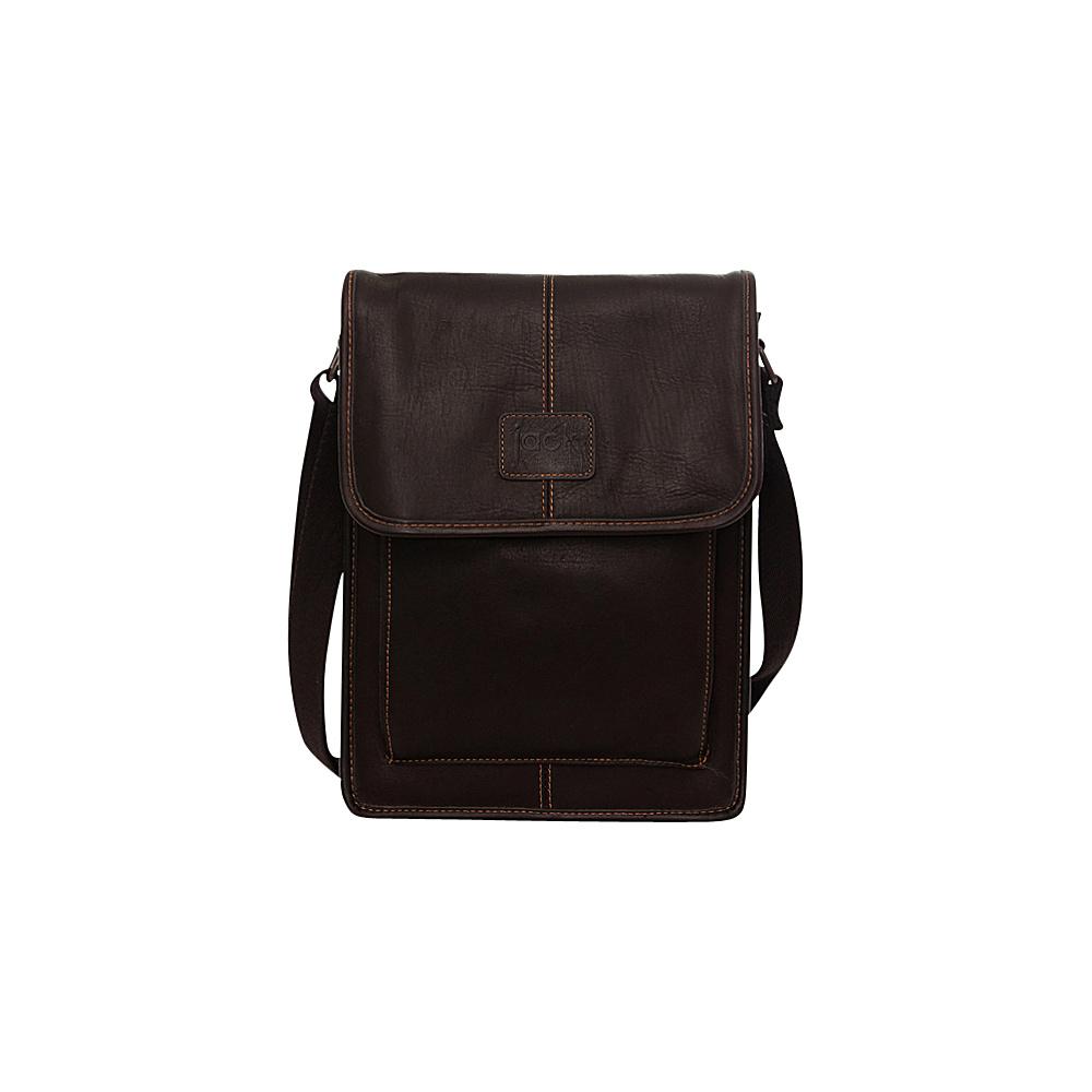 Jill e Designs Jack Metro Tablet Bag Rich Brown Jill e Designs Other Men s Bags
