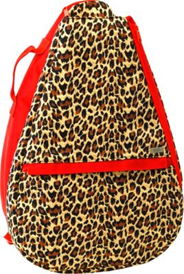 Glove It Leopard Tennis Backpack Leopard - Glove It Golf Bags